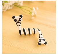 Cute Cartoon Animal  Organizer Holder Winder Stationery Holders