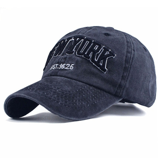 Xthree 100% Washed Cotton Baseball Caps Men cap Embroidery Casquette Dad Hat for Women Gorras Planas snapback Hat