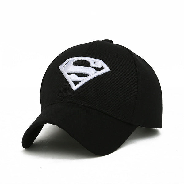 Spring&Summer Gorras Superman Cap Superman Baseball Cap Men Brand Women Bone Diamond For Adult Trucker Hat Sun Protection