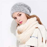 Xthree  winter knit cap beanie hat for women Double-deck warm Hat Female spring Women Gravity Falls Cap