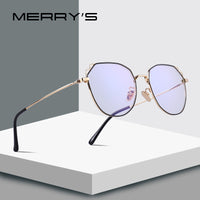 MERRY'S DESIGN Women Fashion Cat Eye Glasses Retro Blue Light Blocking Optical Frames Eyeglasses S'2096