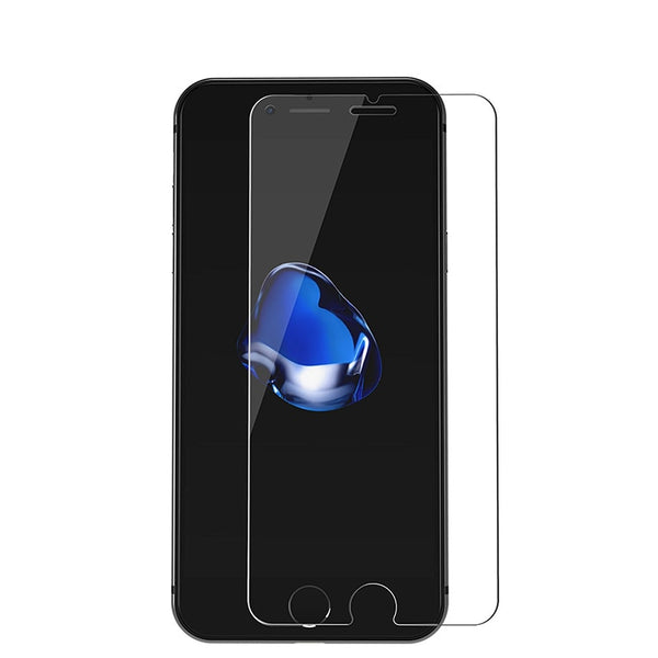 9H Tempered Glass For iPhone 8 7 6 6S 5 5S SE X Screen Protector Glass film For iPhone 8 Plus 7 Plus 6S 6 Plus Protector film
