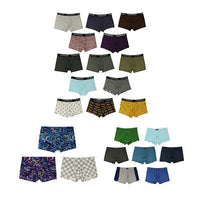 Cotton Breathable Mens Underwear Boxers Men Homme Calzoncillos Underpants  Interior  sexy Boxer shorts Plus Size dropshipping