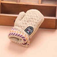 Cute Halter Children's Accessories Warm Clothes Gloves Hands Haling Winter Kids