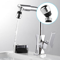 360 Degree Kitchen Water Faucet Saving Tap Bathroom Shower Head Filter Nozzle Water Saving Shower Spray Faucet Accessory