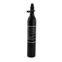 PCP Paintball Airforce Airsoft HPA Cylinder M18x1.5 0.22L/0.3L/0.35L/0.45L Air Bottle 6061 Aluminum Alloy Tank 300bar/4500psi