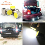 2X White Red Blue Cob P21w 12Smd 1156 BA15S 1157 BAY15D DC 12v Down Bulb RV Trailer Truck Car Light Parking Auto Led Backup Lamp