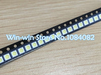 100pcs Lextar LED Backlight High Power LED 1.8W 3030 6V Cool white 150-187LM PT30W45 V1 TV Application 3030 smd led diode