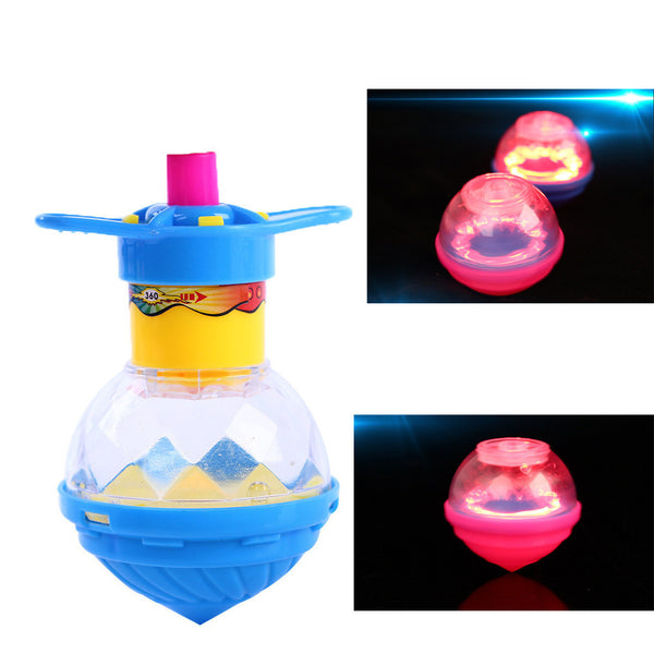 Colorful Gyro Flash Lighting  Gyro For Kids Children Gifts