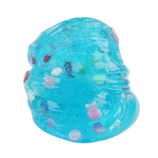 Colorful Mixing Cloud Cotton Candy Slime Scented Stress Kids Clay Toy