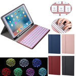 Detachable Keyboard 7-Color Backlight Case Smart Cover Foror iPad PRO 10.5 inch