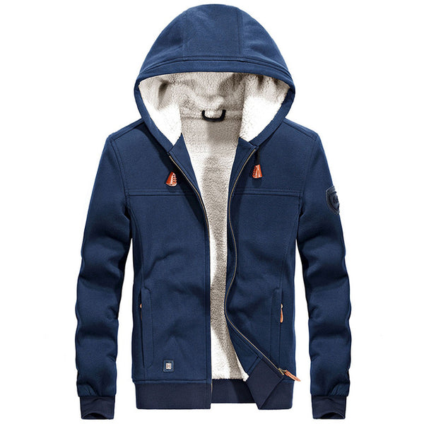 2018 Winter brand hoodies men top quality cotton thick warm hoodie male fashion fleece hoodies Men's sweatshirt Plus size XXXL