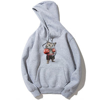 Fashion Funny Cat Printed 3D Men Hoodies Women Sweatshirts Hot Sale Autumn Winter Hooded Pullover Casual Tracksuit Brand Jacket