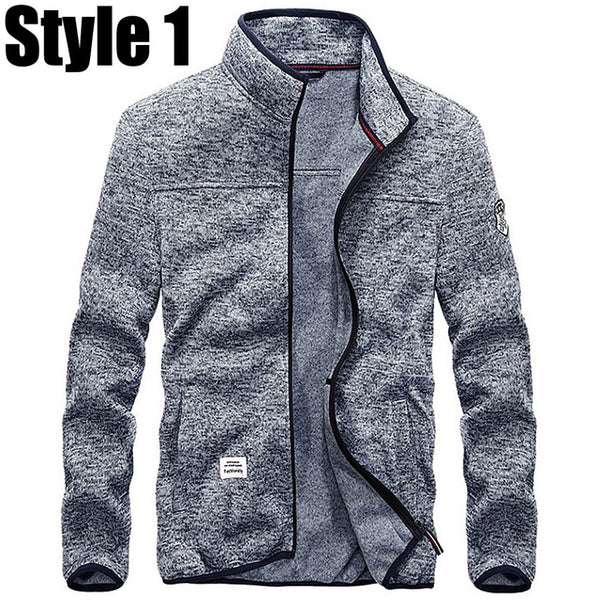2018 Spring Autumn New Youth Jacket Men Casual Fashion Windbreaker Mens Bomber Jackets Slim Fit Stand Collar chaquetas hombre