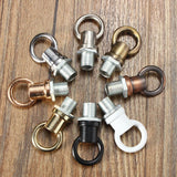 10mm Thread M10 Retro Antique Vintage Metal Ceiling Rose Light Base Chandelier Hook Light Adapter Fitting Close Smooth Style