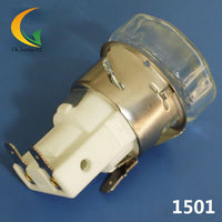 Designed for high temperature of 300 degrees Glanz E14 15W / 25W 2503/2502/ oven lamp holder oven lamp without bulb