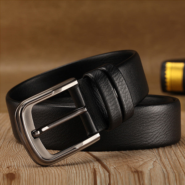 Men's Genuine Leather Belt