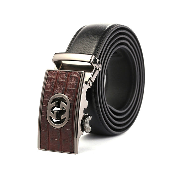 Luxury Men Design G Belts High Quality Male Leather Buckle G Belts