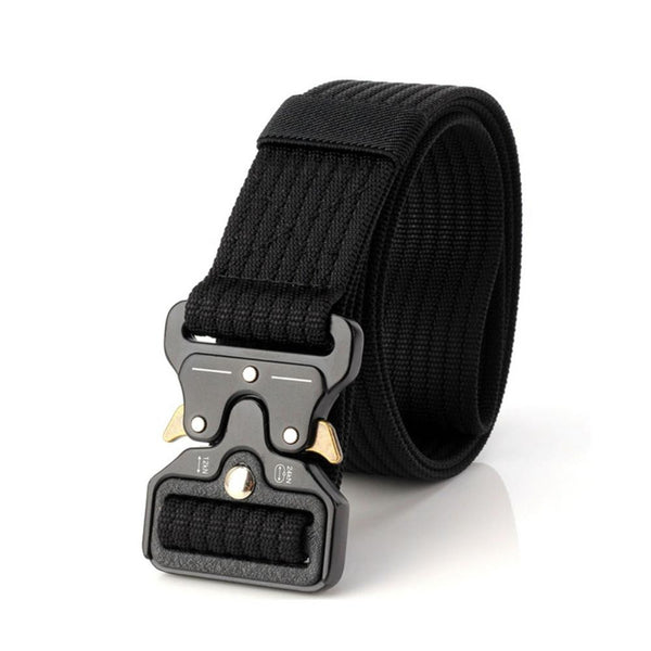 Colorful Waistbelt Nylon Metal Buckled Adjustable Belt Waistband For Camping Hiking Outdoor Sport