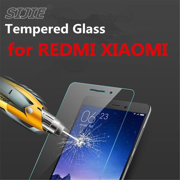 Tempered Glass For XIAOMI REDMi 5 5A 4A 6A 6 4PRO 4X plus A1 NOTE 4 PRO SE Global 2 Screen cover protective 2G 3G 4G 16G 32G 64G
