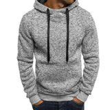 Hiphop Solid Mens Hoodies Sweatshirts Long Sleeve Autumn Tops Fitness Joggers Hoody Hiphop Hoody Hombre Men Clothes Winter