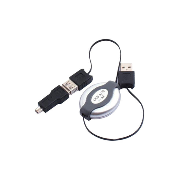 6 in 1 USB Adapter Travel Kit Cable to Firewire IEEE 1394