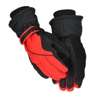 Men's Winter Outdoor Sports Gloves Windproof Skiing Snowboard Warm Full Finger Gloves Anti-cold Ski Gloves
