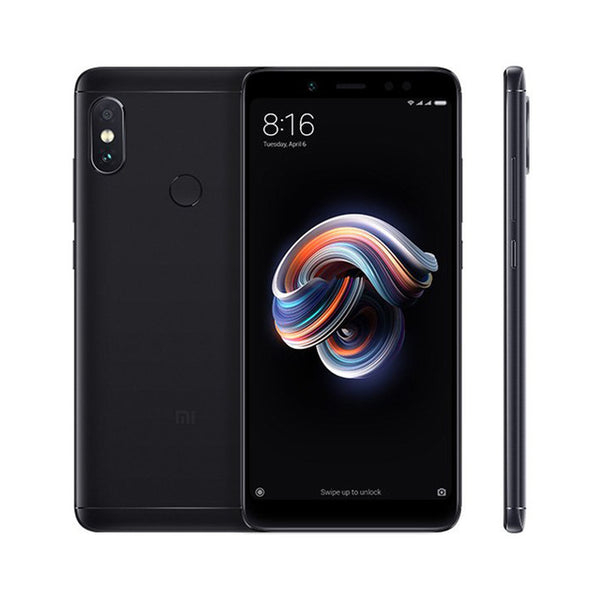 "In Stock Global Version Xiaomi Redmi Note 5 3GB 32GB 5.99"" Full Screen Mobile Phone Dual Camera Snapdragon 636 Octa Core B20 CE"