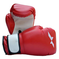 Comfortable Design Faux Leather Training Gloves Boxing Gloves Accessory Gift