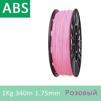 PLA !! ABS!! Many colors YOUSU filament plastic for 3d printer 3d pen/ 1kg 340m/5m 20 colors/ shipping from Moscow