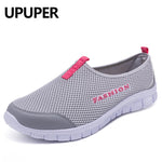 Running Shoes For Women Sneakers 2018 Summer Breathable Mesh Light Slip-On Shoes Woman Cheap Outdoor Sports Shoes Comfortable