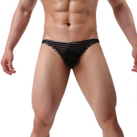 Fashion New Men's Boxer Briefs Bamboo Fiber Modal Pants Underwear Underpant