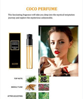 MayCreate Perfumed Women Atomizer Perfum Bottle Long Lasting Flower Fruits  Fragrance Fashion Lady Perfumed  antiperspirant 3ml