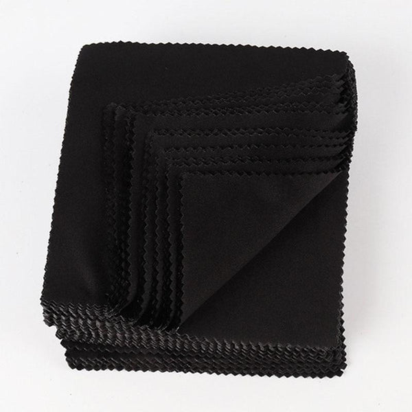Microfiber Cleaning Cloths for Lens DSLR Glasses TV Computer Screen