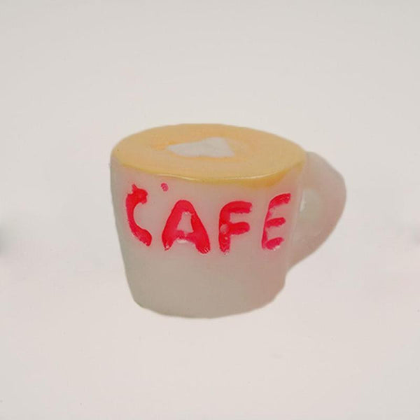 Mini Resin Food Play Dollhouse Accessories Coffee Cup