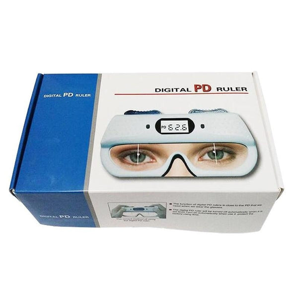 Glasses PD Optometry Equipment Digital Pd Ruler Pupil Distance Meter Easy To Use CE Approval