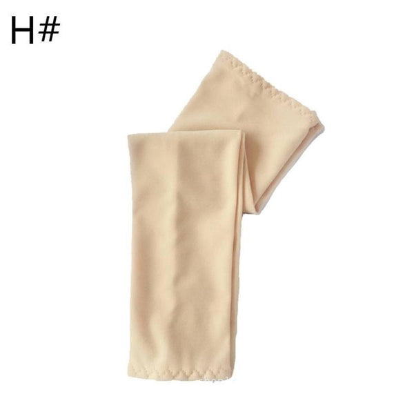 1Pair Cooling Athletic Cycling Sport Skins Arm Sleeves Gloves Sun Protective UV Cover