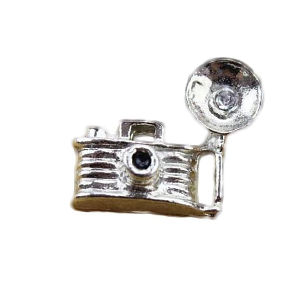 1/12 Miniature Camera Model Scale Dollhouse Dollhouse Accessories Mini Camera