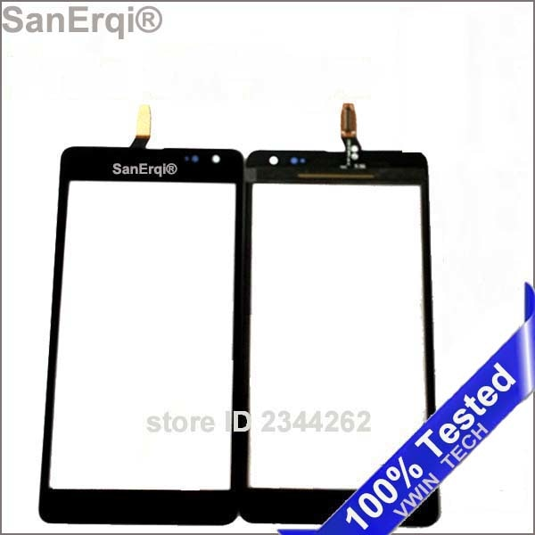 SanErqi Touch Screen For Nokia Lumia 535 N535 CT2S1973FPC-A1-E/CT2C1607FPC-A1-E Touch Panel Sensor Digitizer Glass