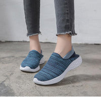 2018 summer new mesh casual shoes flat shoes for big boys and girls