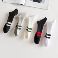 Socks men A92 home wear pure cotton socks four seasons solid quality
