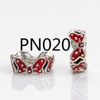 PN 30% Diana Charms Beads Newest Collection Gift For Vintage Bracelet & Necklaces Jewelry making Women Gift