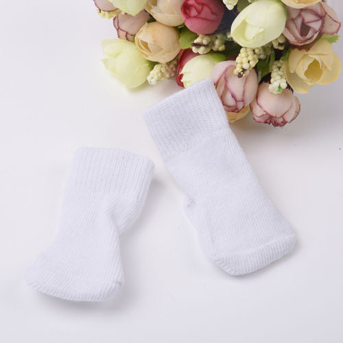 1 Pair Cute Doll Socks Candy Color Doll Accessories for 18 Inch American Girl Doll