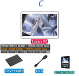 10.1 inch tablet pc Android 8.0 octa core RAM 4GB ROM 32 64 GB Dual SIM Bluetooth GPS 1920X1200 IPS Smart tablets pcs S109 8MP
