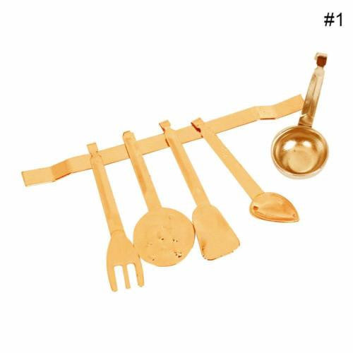 1:12 Dollhouse Miniature Kitchen Cooking Tools Set
