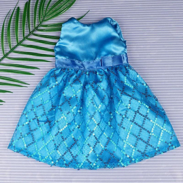 18 Inch Doll Accessories Sequin Dress Skirt