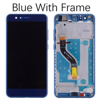 "Waterproof 5.2"" ORIGINAL LCD For HUAWEI P10 Lite Display Touch Screen with Frame For HUAWEI P10 Lite LCD Screen was-lx1 was-lx1a"