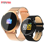 F18 SmartBand Bracelet Color Blood Oxygen Heart Rate Monitor Information Push Bluetooth 4.0 Smart watch Q88 for Android ios Band