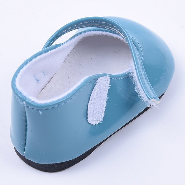 18 Inch American Doll Girl Leather Shoes Clothes Cute Girl Toy Clothes