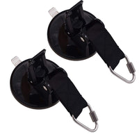 Suction Cup Tie Downs Suction Mount -2/PK
